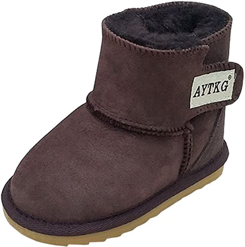 Evedaily Kids Childrens Snow Boots