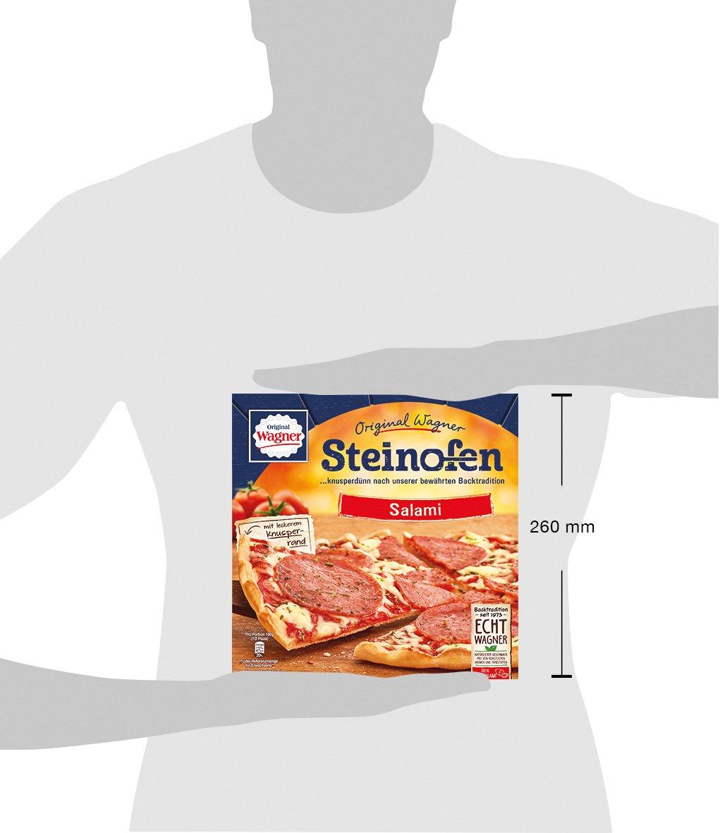 Wagner Steinofen Pizza Salami Kcal - ARCHIDEV