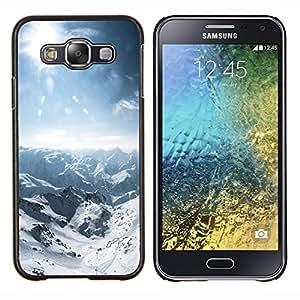 """For Samsung Galaxy E5 E500 , S-type Vistas Kistler"""" - Arte & diseño plástico duro Fundas Cover Cubre Hard Case Cover"""