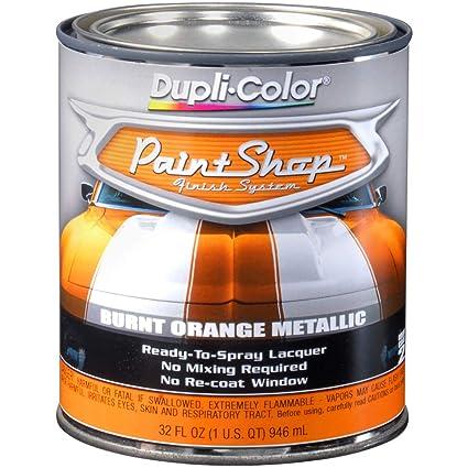 Dupli Color Bsp211 2 Pk Paint Shop Burnt Orange Metallic