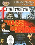 Science Fiction & Fantasy/Frankenstein/The War of the Worlds/20,000 Leagues Under the Sea (Bank Street Graphic Novels)