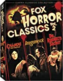 Fox Horror Classics Collection Volume 2 (Dragonwyck / Chandu the Magician / Dr. Renault's Secret)