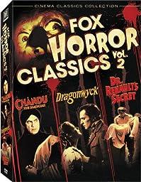 Fox Horror Classics Collection Volume 2 (Dragonwyck / Chandu the Magician / Dr. Renault\'s Secret)