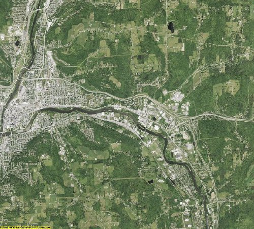 Broome County New York Aerial Photography on - York New The Broome