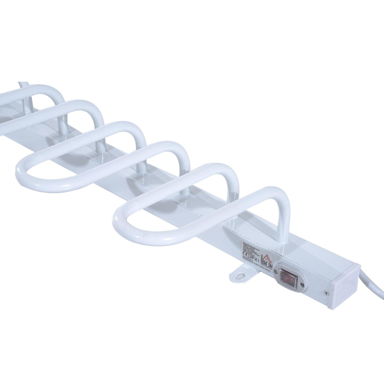 Homcom Elektrischer Schuhtrockner Schuhheizung Schuhwärmer