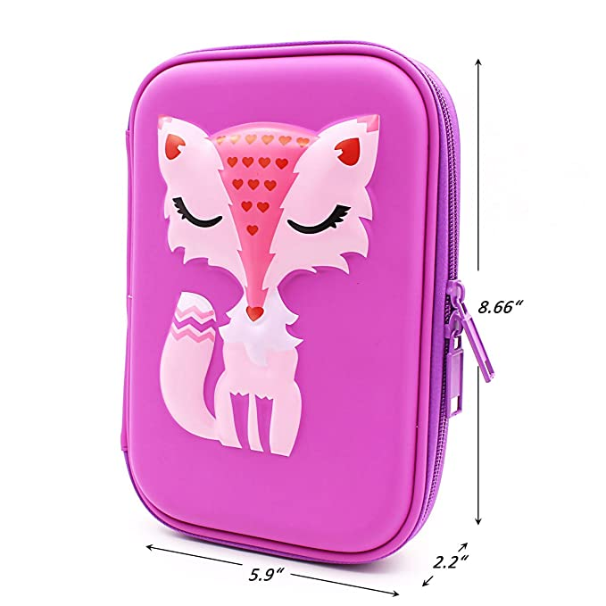 Amazon.com: Lapicera infantil Soocute Eva con diseño ...
