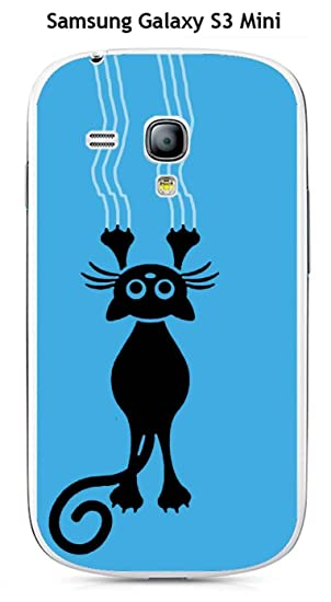 Onozo Carcasa Samsung Galaxy S3 MINI diseño gato Vengador ...