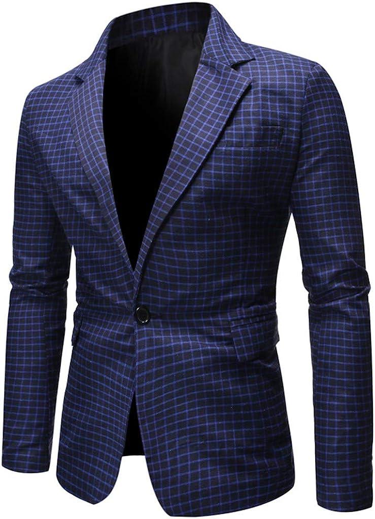 Blazer Uomo Giacca Elegante Blazer di Paillettes Smoking Slim Fit Costume Complete Smoking da Uomo Cerimonia Cappotto Giacca Sposo in Tinta Unita Aderente con Blazer Uomo Migliore Giacche Giacca