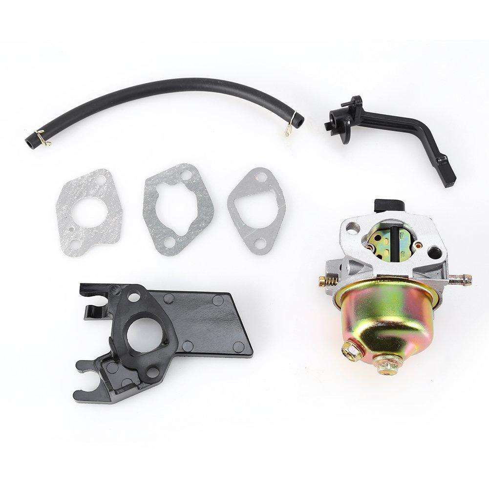 Carburetor Generator with Gasket Insulator Fits for Honda GX160 GX200 168F Engine Carb Carburettor 5.5HP 6.5HP 168F - 2KW - 3KW Yosoo yosoo-815-3