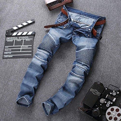 Fredd C Jeans Marshall Blue Homme 8YAvq8