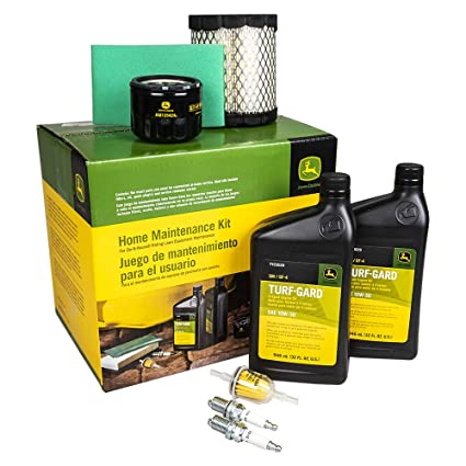 Amazon.com: John Deere equipo original Kit de mantenimiento ...