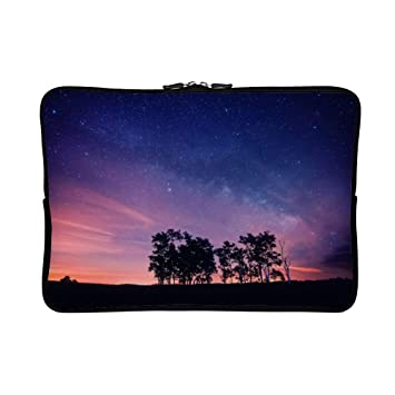 Muccum Night Color Sky Paquete de Funda Protectora portátil ...
