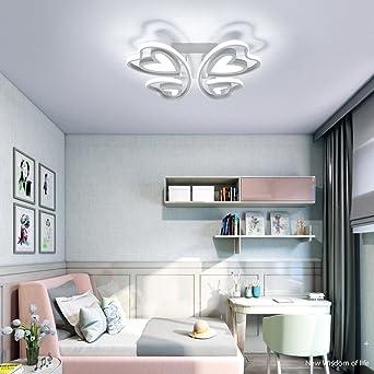 Deckenleuchte LED Modern Schlafzimmer Leuchte Wohnung Deckenlampe ...