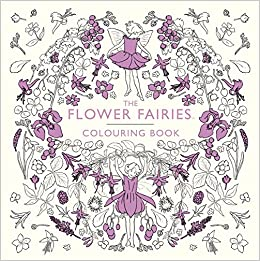 The Flower Fairies Colouring Book (Colouring Books): Amazon.co.uk ...