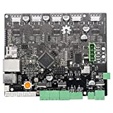 Zamtac 1 Piece of 3D Printer Smoothieboard 5X V1.0 ARM Open Source Board para CNC - (Color: Black)