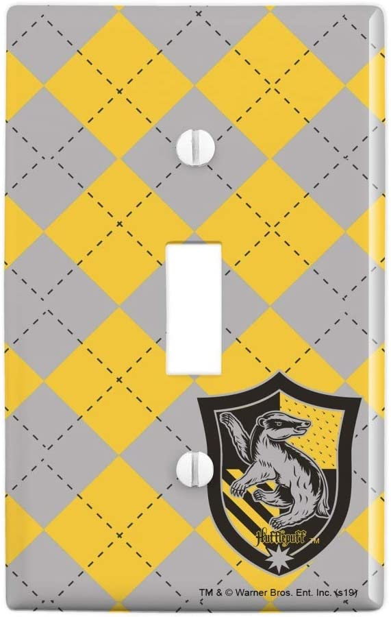Harry Potter Slytherin Themed Light Switch Cover ~ Choose Your Cover ~