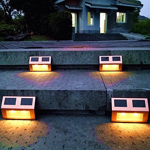 Outdoor Solar Lighting For Decks - 7