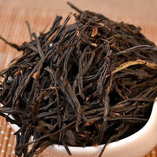 Dian Mai is a red rookie Chinese red 2018 early spring tea Black tea in a light luxury 1000g bag 滇红新秀 中国红 2018年早春茶 红茶中轻奢品1000G克袋装 by Dian Mai 滇迈