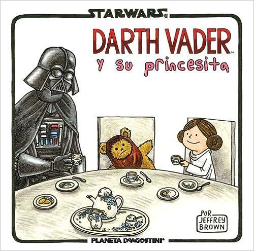 Star Wars. Vader Y Su Princesita (VADER HUMOR)