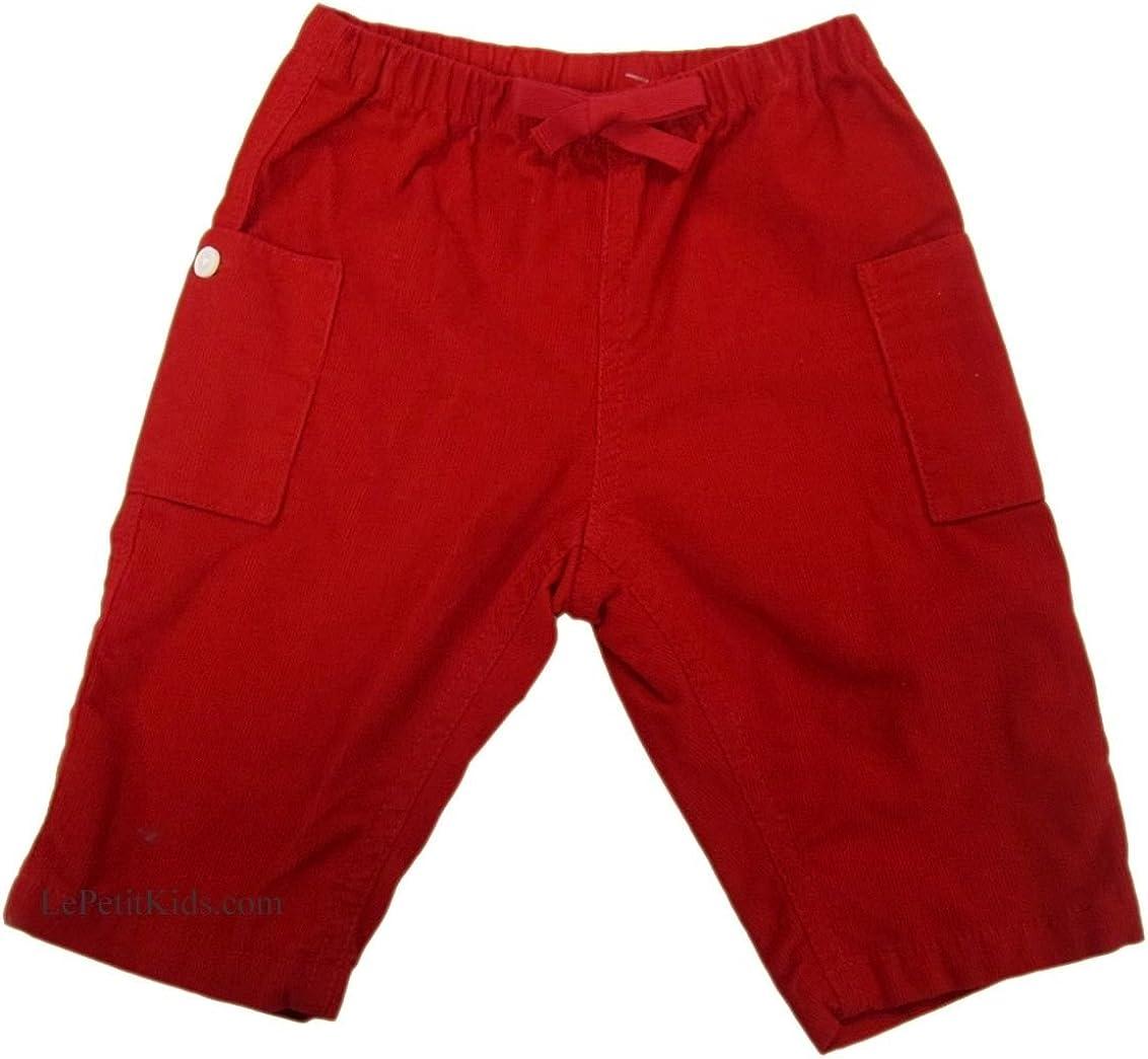 Petit Bateau Sweat Pants Baby Navy-12 Months