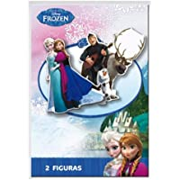 Frozen - 2 mini figuras, 30 cm (Verbetena 014001259)