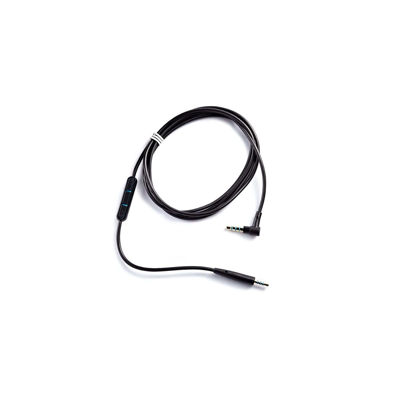 Amazon.com: Bose Quiet Comfort 25 Headphones Inline Mic/Remote Cable ...