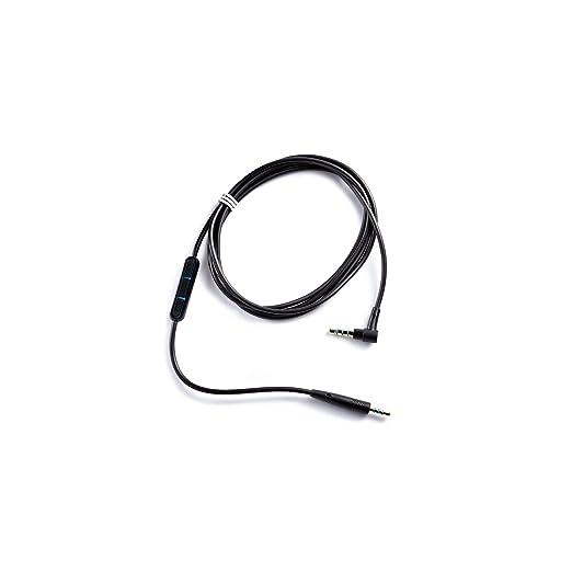 9 opinioni per Bose® Cavo con Telecomando e Microfono In Linea per Cuffie QuietComfort 25, Nero