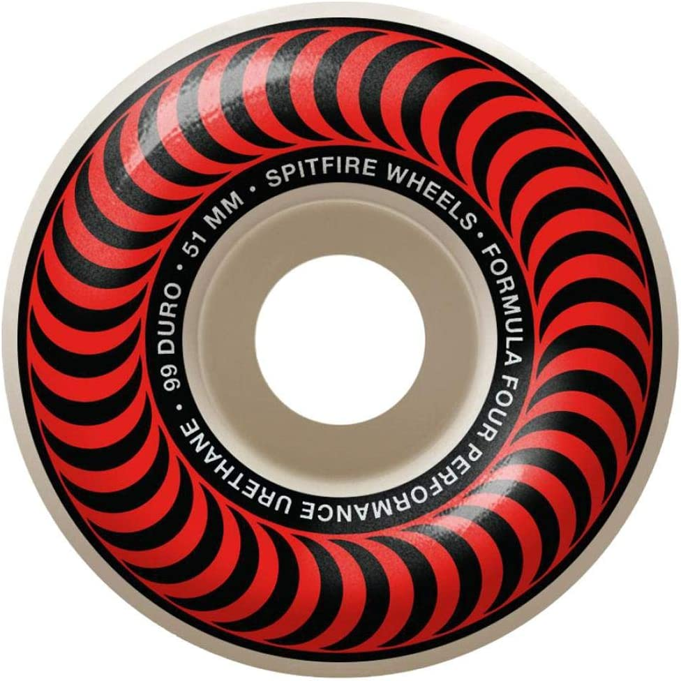 Unisex Adulto Spitfire Formula Four Classics 99 Tabla de Skate