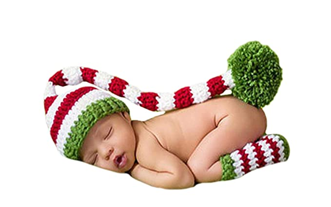 092fc8de48dcc DELEY Bébé au Crochet Tricot de Noël