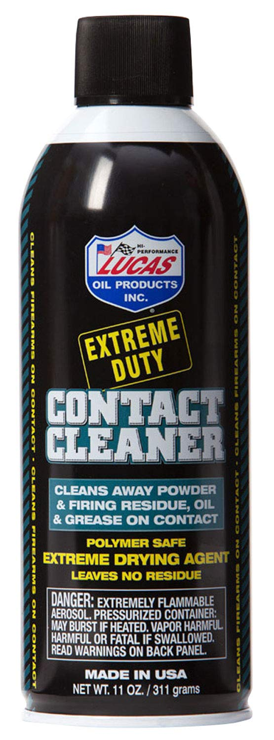 Lucas 1 Pack 10905 Extreme Duty Contact CLN AERO 11OZ product image