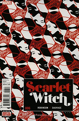 (Scarlet Witch (2nd Series) #6 VF/NM ; Marvel comic book)