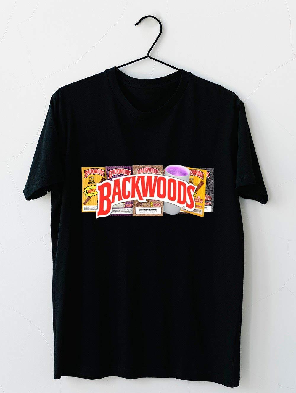 Backwoods Vintage Hiphop Shirt T Shirt For Unisex