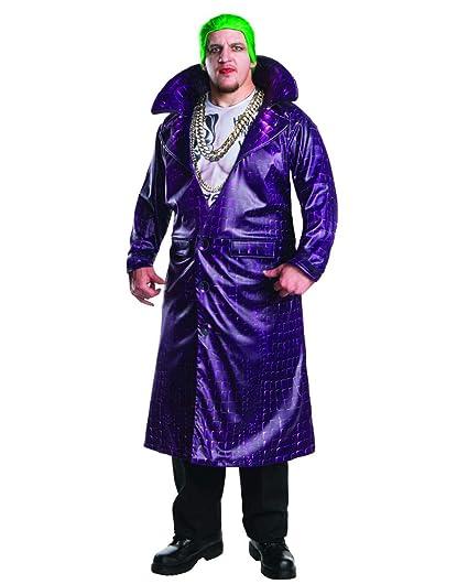Joker traje de lujo del tamaño extra grande: Amazon.es ...