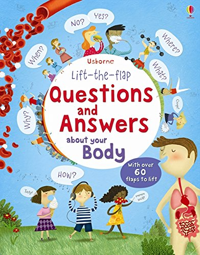 Body Flap (Lift the Flap Questions & Answers About Your Body (Usborne Lift-the-Flap-Books))