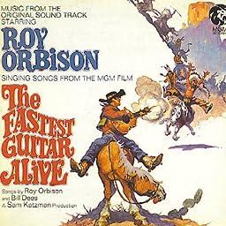 Roy Orbison The Fastest Guitar Alive Lp Amazon Com Music