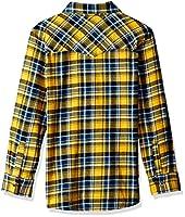 Levi's Boys' Barstow Western Plaid Shirt
