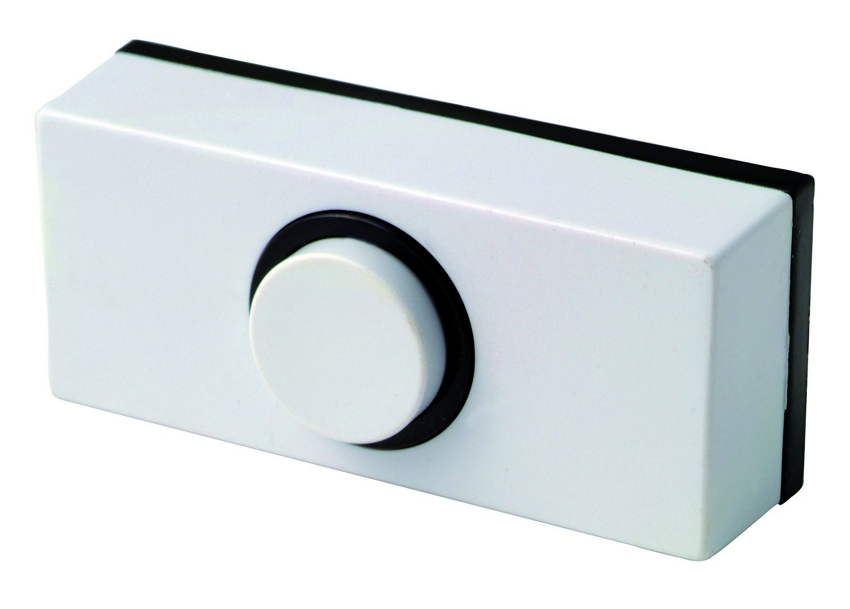 Bouton poussoir filaire non lumineux' Sesame' Honeywell D814