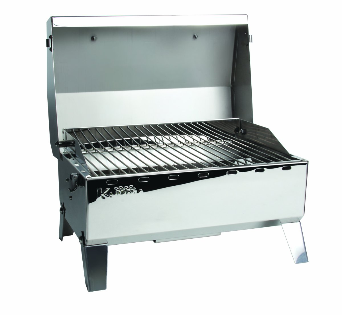Kumma 58140-a Camco 58140 Stow N' Go, Gas Grill - Pontoon Boat Gas Grills