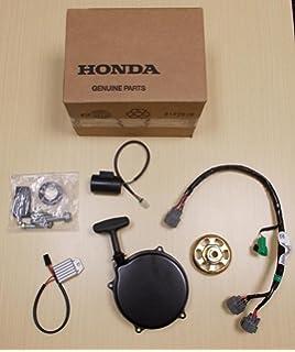 new 2007-2013 honda trx420 trx 420 rancher oe recoil starter kit pull start  kit