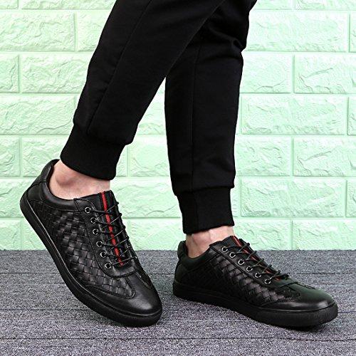 Sneaker Schwarz Herren LHEU Minitoo LH503 qw8F44C