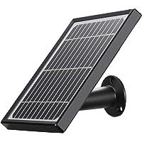 Yeskamo Panel Solar para la Cámara de Seguridad Negro