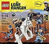 LEGO The Lone Ranger Cavalry Builder Set (79106)