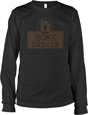 Guy/'s Craft Beer Long Sleeve Tee!