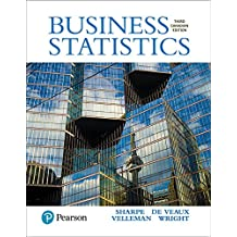Business Statistics, Third Canadian Edition Plus MyLab Statistics with Pearson eText -- Access Card Package (3rd Edition)