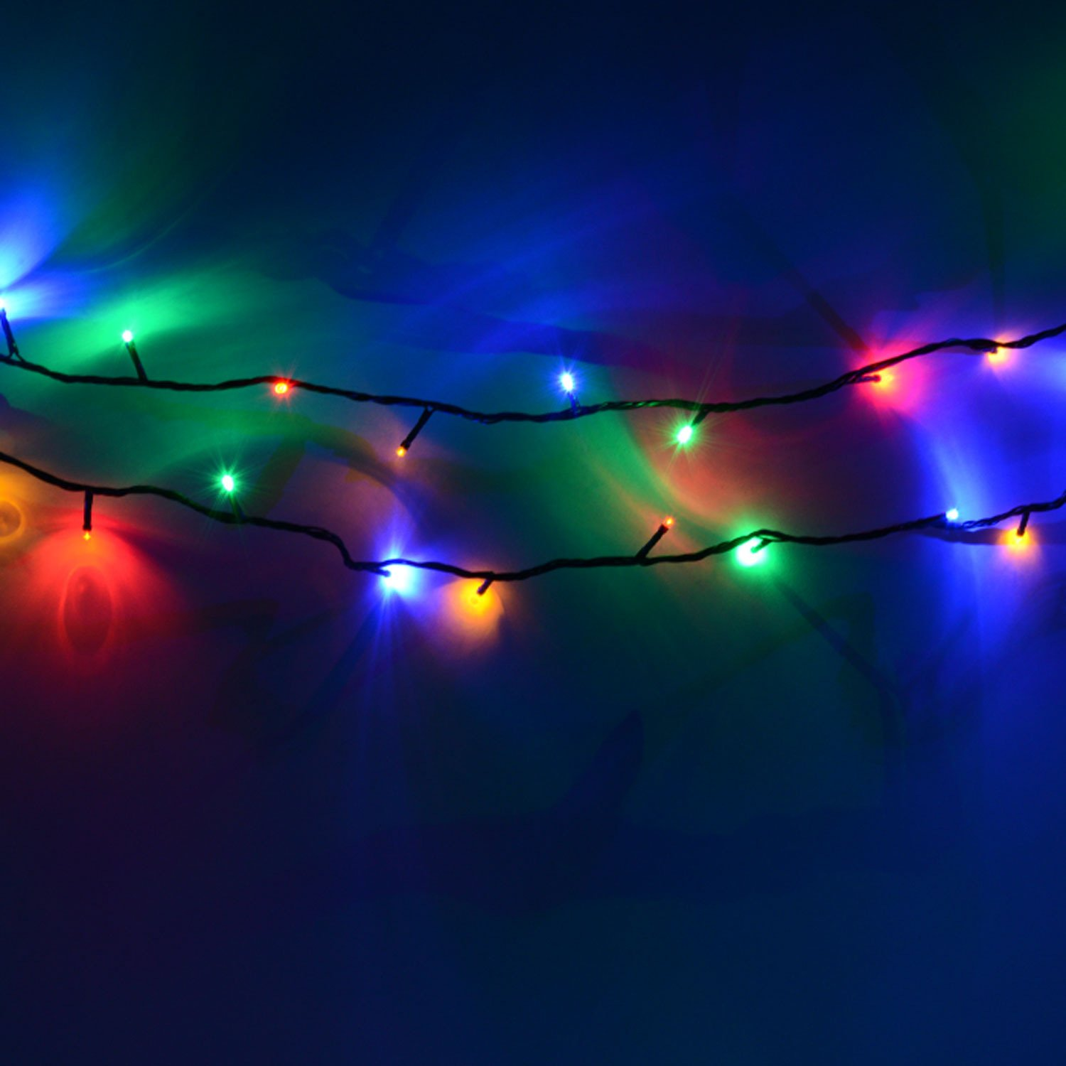 Premier Christmas Supabright Light Decorations Indoor And Outdoor Ac Wiring Diagram Led Lights 480 Leds Multi Coloured Garden Outdoors