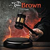 Jeff Brown: 23 Years (Audio CD)