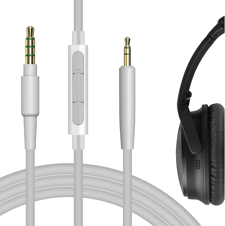 Geekria Quickfit Kabel Für Bose Quietcomfort Qc35 Elektronik