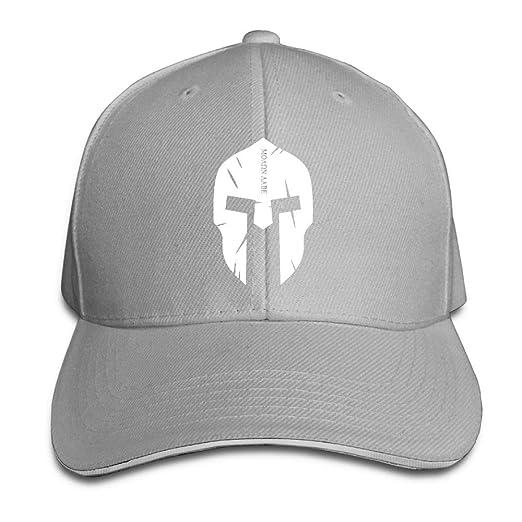 Spartan Warrior Molon Labe Sandwich Hat Baseball Cap Dad Hat at Amazon  Women s Clothing store  3473ded89a2
