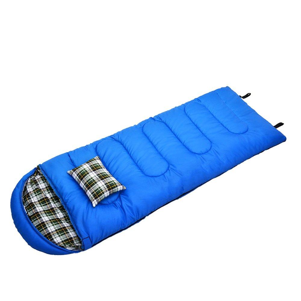 CAICOLOR コンパクトな寝袋、正午の休憩、キャンプ用の寝袋、屋外でのハイキング、キャンプのための4シーズン、ステッチが可能、超軽量、4つの厚さ (版 ばん : 4) B07D37PGM9   4