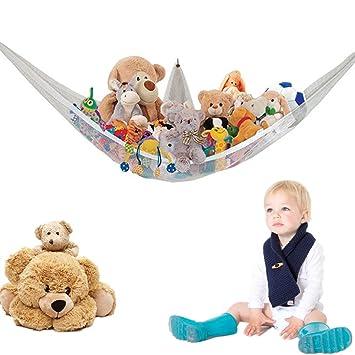 Spielzeug Hangematte In Hoher Qualitat Maschen Aufbewahrung